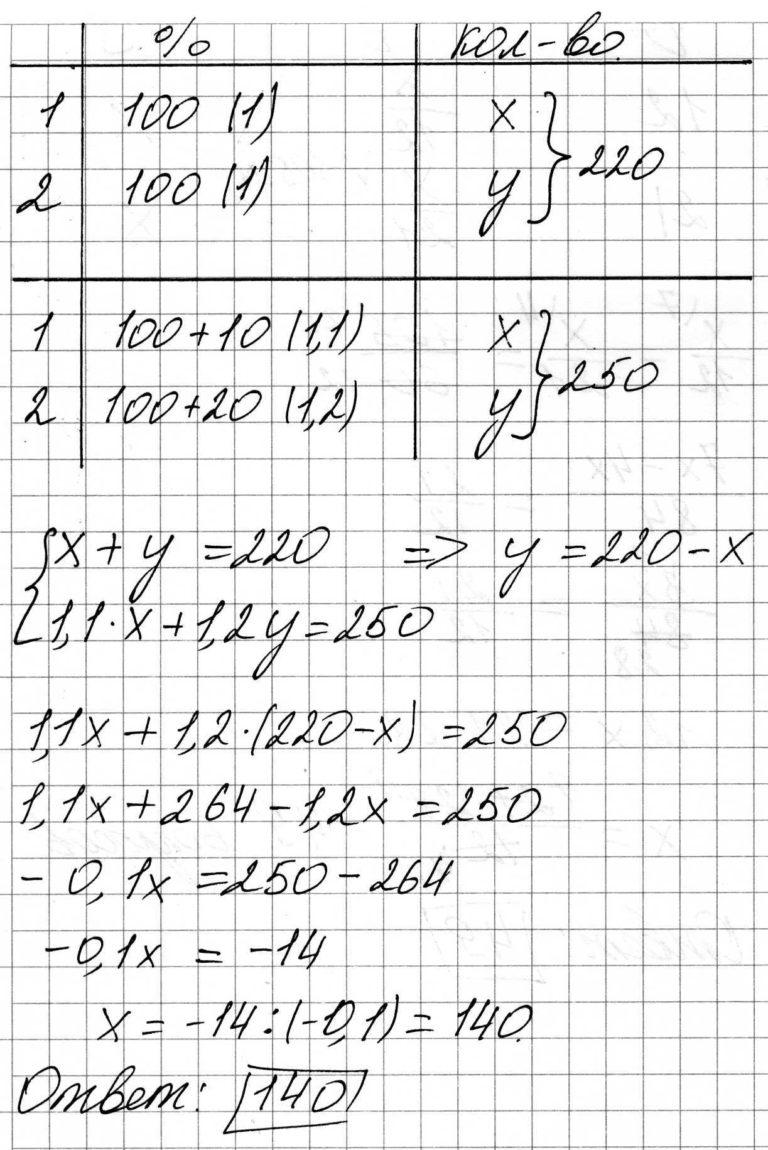 Решение задачи №36