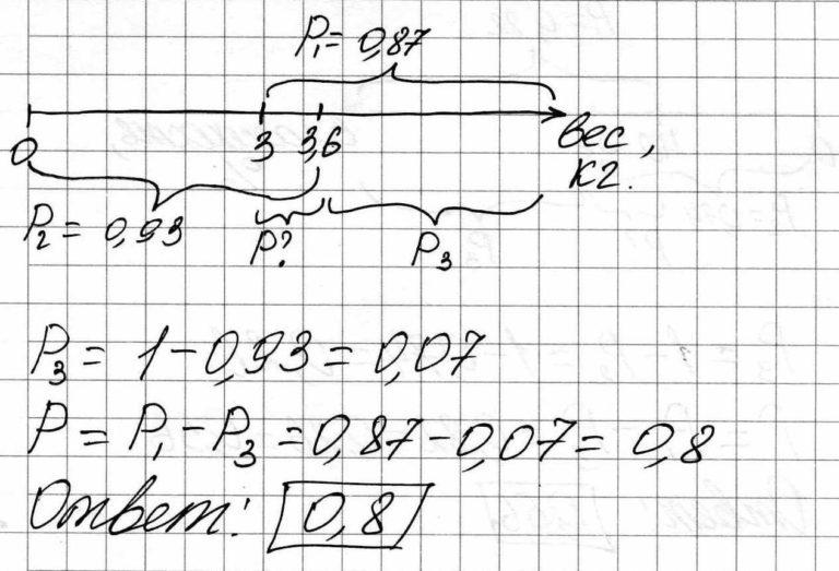 Решение задачи №71