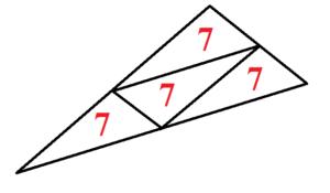 Решение №578 Через среднюю линию основания треугольной призмы проведена плоскость, параллельная боковому ребру.