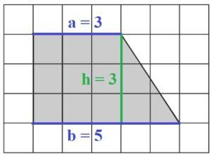 Решение №744 План местности разбит на клетки.