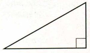 Катеты прямоугольного треугольника равны 16 и 30.