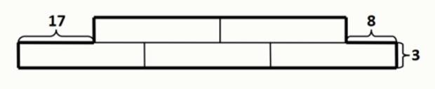 Чему равен периметр фигуры?