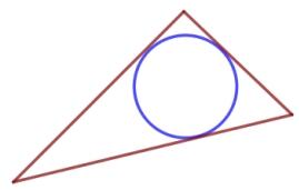 Периметр треугольника равен 110, одна из сторон равна 37