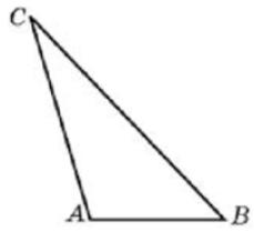 Найдите площадь треугольника, две стороны которого равны 21 и 2, а угол между ними равен 30