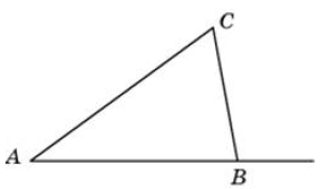 В треугольнике 𝐴𝐵𝐶 угол 𝐴 равен 10°, внешний угол при вершине 𝐵 равен 31°. Найдите угол 𝐶. Ответ дайте в градусах.
