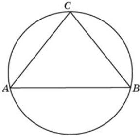 Боковые стороны равнобедренного треугольника равны 104, основание равно 192.