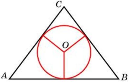 Боковые стороны равнобедренного треугольника равны 136, основание равно 128. Найдите радиус вписанной окружности.