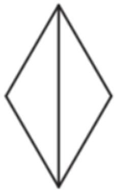 Найдите большую диагональ ромба, сторона которого равна 11√3, а острый угол равен 60°.