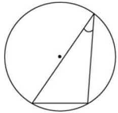 Найдите хорду, на которую опирается угол 30°, вписанный в окружность радиуса 28.
