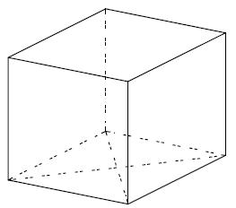 Найдите площадь поверхности прямой призмы, в основании которой лежит ромб с диагоналями, равными 10 и 24, и боковым ребром, равным 19.