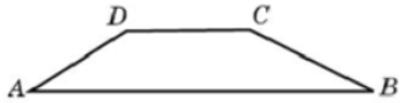 Основания трапеции равны 10 и 20, боковая сторона, равная 8, образует с одним из оснований трапеции угол 150°. Найдите площадь трапеции.