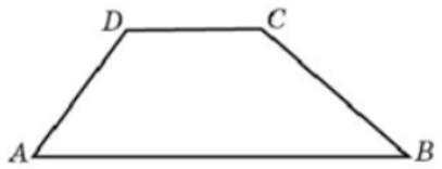 Основания трапеции равны 8 и 34, площадь равна 168. Найдите её высоту.