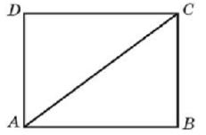 Решение №1986 Периметр прямоугольника равен 28, а диагональ равна 10. Найдите площадь этого прямоугольника.