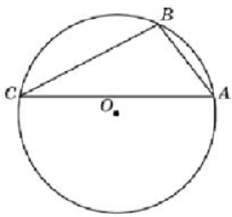 Точки 𝐴, 𝐵, 𝐶, расположенные на окружности, делят её на три дуги, градусные меры которых относятся как 189. Найдите больший угол треугольника 𝐴𝐵𝐶. Ответ дайте в градусах.