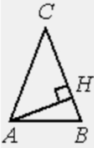В треугольнике 𝐴𝐵𝐶 𝐴𝐶=𝐵𝐶, 𝐴𝐵=15, 𝐴𝐻− высота, 𝐵𝐻=6. Найдите косинус угла 𝐵𝐴𝐶.