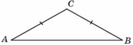 В треугольнике 𝐴𝐵𝐶 𝐴𝐶=𝐵𝐶, угол 𝐶 равен 120°, 𝐴𝐵=2√3. Найдите 𝐴𝐶.