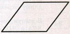 Две стороны параллелограмма равны 6 и 17, а один из углов этого параллелограмма равен 30°. Найдите площадь этого параллелограмма.